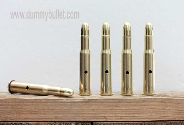 30-30 Winchester dummy bullet