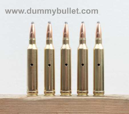 7mm Winchester Magnum action proving cartridges
