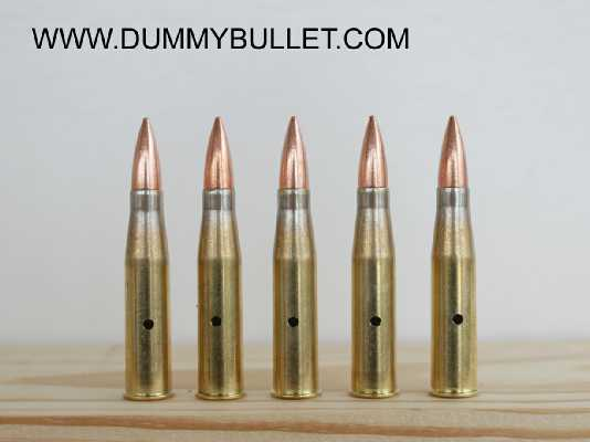 Inert Riflel cartridges