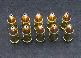 9mm bullet beads for jewelry