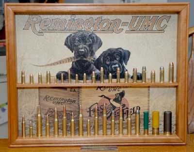 cartridge assortment display