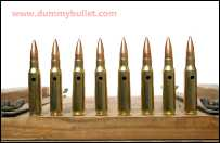 308 winchester M14 M1A dummy bullets