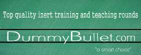 dummy bullet inert ammo training cartridges